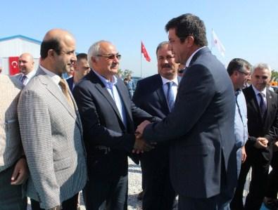 Bakan Zeybekci'den CHP'ye Mazot Eleştirisi