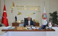 Başkan Samur, Bakan Elvan Hakkında Çıkan Haberlere Tepki Gösterdi