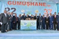 KEMALETTİN AYDIN - Orman Ve Su İşleri Bakanı Veysel Eroğlu Gümüşhane'de 22 Tesisin Temelini Attı