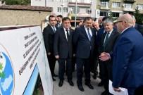KEMALETTİN AYDIN - Orman Ve Su İşleri Bakanı Veysel Eroğlu Harşit Çayı Islah Projesini İnceledi