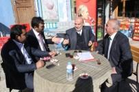 Ahmet Yelis, Pınarbaşı İlçesini Ziyaret Etti