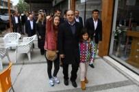 DELI YÜREK - Bakan Kılıç'a Seçim Gezilerinde Aile Desteği
