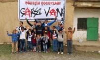 ÇARŞI GRUBU - Van Çarşı Grubu'ndan Eğitime Destek