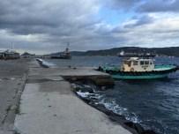 Çanakkale'de Fırtına Hayatı Olumsuz Etkiliyor