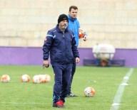 PIERRE WEBO - Osmanlıspor, Eskişehirspor Maçı Hazırlıklarına Başladı