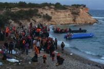 GÜN DOĞMADAN - Sığınmacıların Ege'deki Tehlikeli Yolculuğu