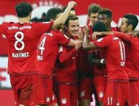 HALIL ALTıNTOP - Bayern, Dortmund'u dağıttı