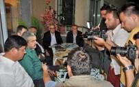 ALİ UZUNIRMAK - Başkan Alıcık, 'Kafes' Filmini İzlerken Duygu Dolu Anlar Yaşadı