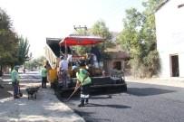 PAŞALı - Akhisar Keresteciler Çarşısının Yolu Asfaltlanıyor