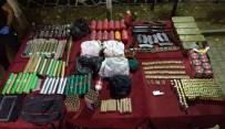 PARA NAKİL ARACI - Bismil'de 4 Terörist Öldürüldü