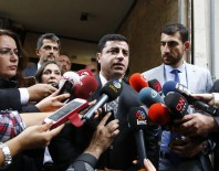 HAKAN COŞKUN - Demirtaş'tan Gazeteci Ahmet Hakan Coşkun'a Ziyaret