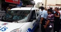 MİNİBÜS DURAĞI - Efeler'de Seyyar Satıcı Zabıta Kavgası Açıklaması 1 Yaralı