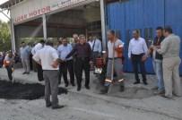 ASKI - Nazilli Belediyesi'nden Su Birikintisi Önlemi