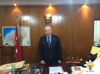 TREN RAYLARı - Özbakır'dan Tren Seferleri Hakkında Açıklama