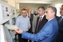 YAŞAR HOLDING - Vali Bektaş'tan Beydere Tohum Sertifikasyon Test Müdürlüğü'ne Ziyaret