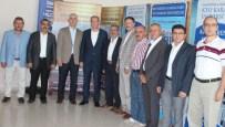 ASLAN KORKMAZ - Başkan Şimşek'ten KTO Eğitim Ve Sağlık Vakfına Ziyaret