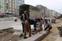YAKUP SATAR - Büyükşehir Belediyesi Yol Yapım Çalışmaları Sürüyor