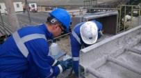 PETROL SONDAJI - Petrol Sondajından Çıkan Atık Suların Tahlili Yapılıyor