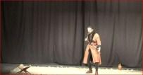 KURTLAR VADISI - Şeyh Şamil ilk kez sahnelendi