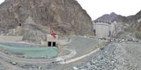 DEMIRKENT - Artvin Barajı Su Tutmaya Başladı