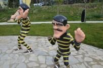 MALKOÇOĞLU - Bozüyük'te Parklara Saldırılar Sürüyor