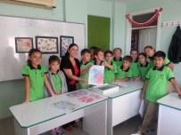 EBRU SANATı - Doruk Bilim Kültür Kolejinde Ebru Sanatı Etkinliği
