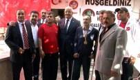 TÜRKİYE SAKATLAR KONFEDERASYONU - Gaziantep'in Dünya Şampiyonları Basına Tanıtıldı