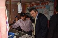 EMIN ÇıNAR - MHP'li Adaylar, Sahil İlçelerini Ziyaret Etti