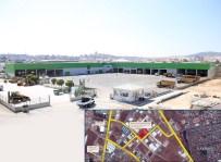 MALZEME DEPOSU - Şehitkamil Belediyesi Makine İkmal Sanayi Açılıyor