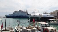 ELAZIĞ HAVALİMANI - Taşucu Limanı'nda Oy Kullanma İşlemi Başladı