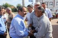 NAKİT DESTEĞİ - AK Parti Antalya Milletvekili Adayı Hüseyin Samani Açıklaması