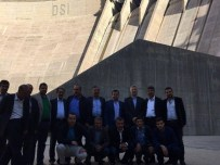 AK Partili Beran Çelik Köy Ziyaretlerini Sürdürüyor
