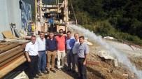 Armutlu'da 2 Yeni Termal Su Kaynağı Bulundu