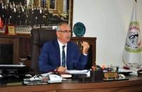 CENAZE ARABASI - Başkan Kale'den CHP'li Dedeli'ye Sert Yanıt