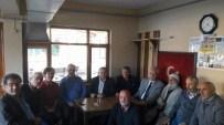KOÇYAZı - CHP Milletvekili Adayı Teber 'Gerçekçi Çözümler Bizde'
