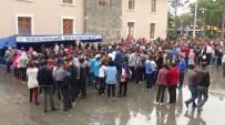 ŞUURLU ÖĞRETMENLER DERNEĞI - Erzincan'da 40 Bin Öğrenciye 40 Bin Kitap