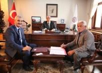 ALI DINÇER - Hayersever İşadamı Osmancık'a Huzurevi Yaptıracak