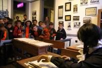 EBRU SANATı - İlk Kez Müze Gezdiler