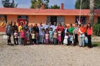 PAŞALı - Silifke Belediyesi Ve Pirireislions Kulübü'nden Eğitime Destek