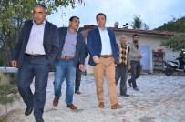 HALIL İBRAHIM UZUN - Tokat'ta Köy Yolları Parke İle Kaplanıyor