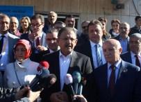 HASAN ESER - AK Parti Kayseri Milletvekili Adayları Oylarını Kullandı