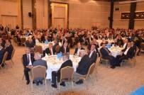 AHMET ÖZDOĞAN - AK Parti Konya Ailesi Yemekte Bir Araya Geldi