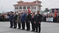 BARIŞ MANÇO - Bandırma'da 10 Kasım Atatürk'ü Anma Töreni