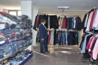 MEHMET KAVUK - Eski Belediye Başkanı Hayır Çarşısı'nı Gezdi