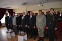 Tercan'da 10 Kasım Atatürk'ü Anma Programı Düzenlendi