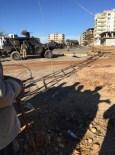 Dargeçit'te Polis Aracına Saldırı Açıklaması 1 Ölü, 4 Yaralı