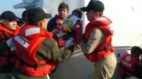 DAVUTLAR - İki Günde 161 Sığınmacı Denizde Boğulmaktan Kurtarıldı