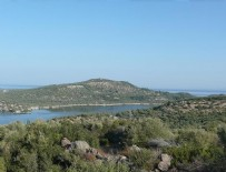 İzmir'de kayıp adanın yeri belli oldu