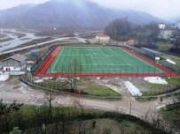 KOZCAĞıZ - Kozcağız Stadı Beton Tribün İhalesi 24 Kasım'da Yapılacak