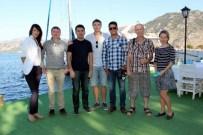 ST PETERSBURG - Rus Gazeteciler Muğla'yı Gezdi